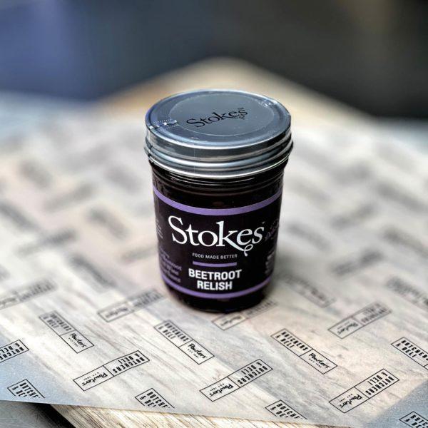 Stokes beetroot relish