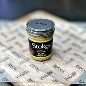 Stoke dijon mustard