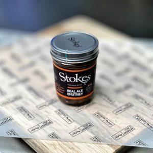 Stokes real ale chutney