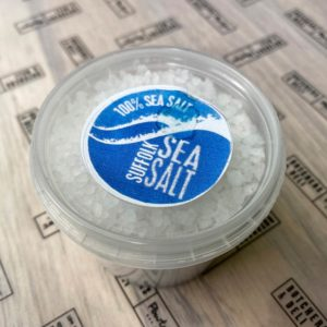 Suffolk sea salt